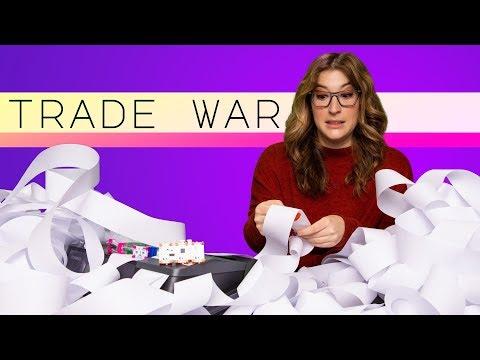 How trade wars hurt gadget makers
