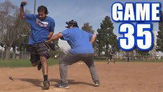 TEAM FAVORITE WHITEY!   Offseason Softball League   Game 35