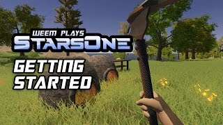 starsOne Let's Play - Getting Started EP.1 - Gameplay