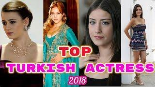 Top Most Turkish Beautiful Hottest Actress Models 2018 || hande erçel ||hazal kaya