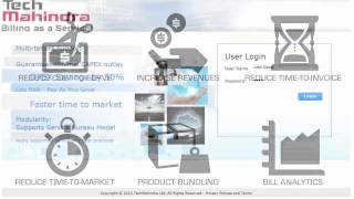 Tech mahindra's billing as a service (baas) includes various types of readily available services such interconnect billing, subscription based bil...