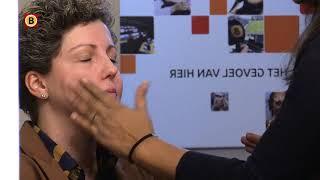 Michelle en Steffi van Boer Zoekt Vrouw te gast bij KRAAK