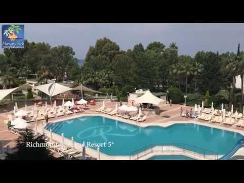 Richmond Ephesus Resort Обзор отеля  Кушадасы, Турция