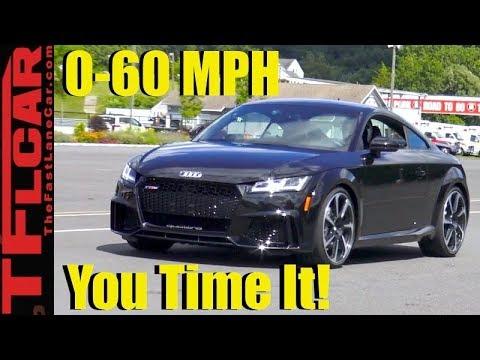 Avus Audi TT-RS - The Awesomer