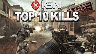 Call of Duty: Modern Warfare 3: Top 10 Kills (03.26.12)