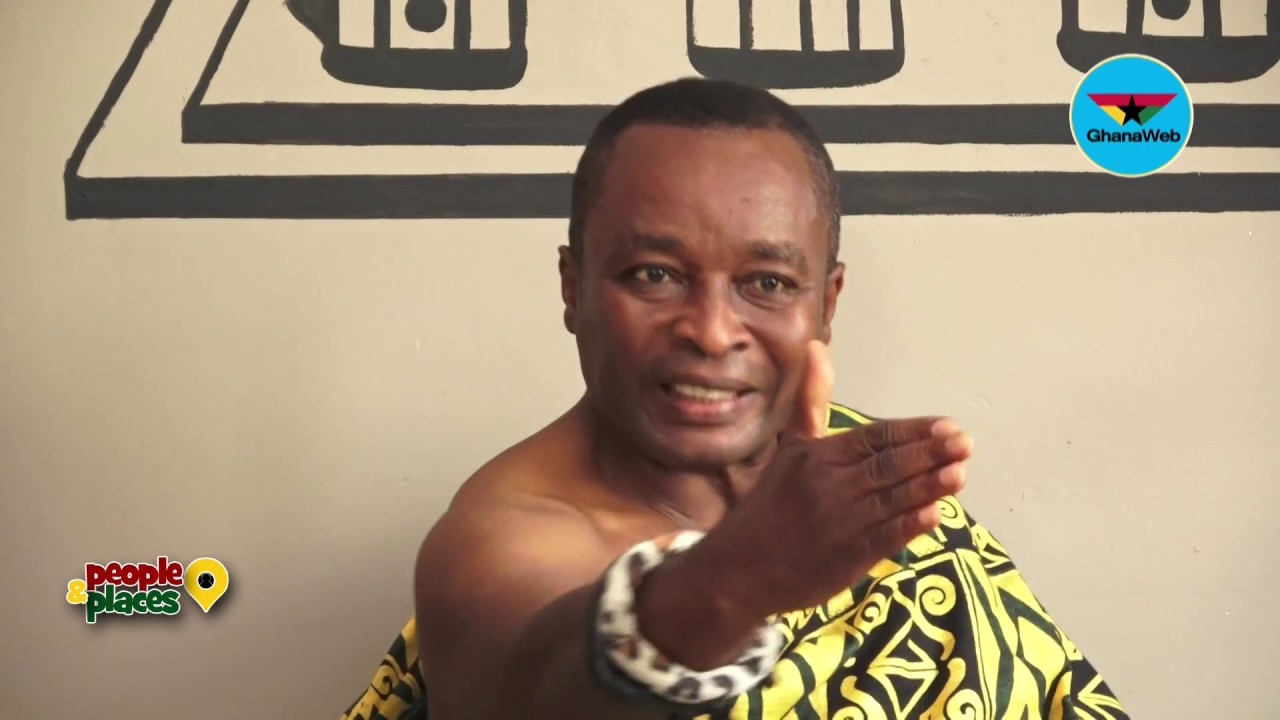 Download People&Places: Hidden truths about the settlement of the Akuapem people
