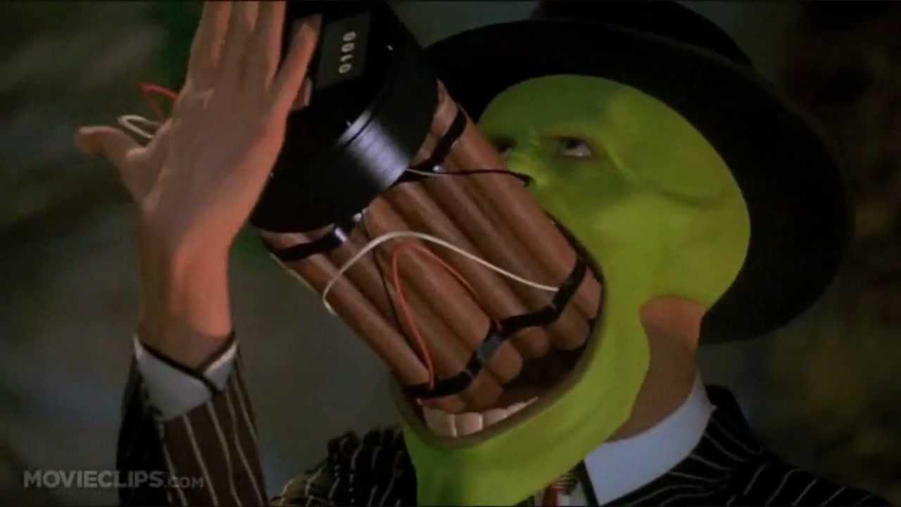 Resultado de imagem para The Mask 1994