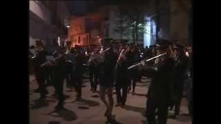 Banda Municipal de Música de Olula del Río en Semana Santa