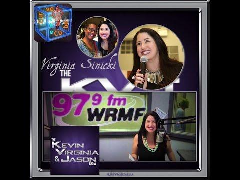 #81 – RADIO – Virginia Sinicki - 2016-06-24