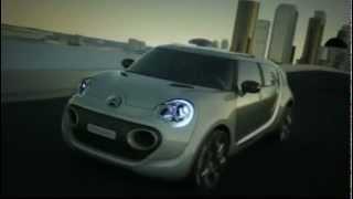 Citroen C-Cactus Concept Car 2008 Videos
