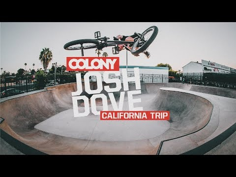 15 year old Josh Dove spent his first trip overseas enjoying all the sun and deep bowls California had to offer in 3 weeks. Shot and cut by Cooper Brownlee.