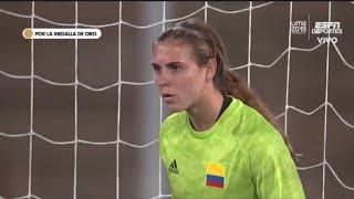 Colombia vs Argentina, Final Futbol Femenino, Juegos Panamericanos Lima 2019