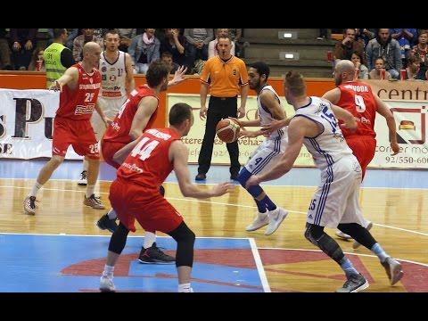 Zalakerámia ZTE KK - Szolnoki Olaj KK NB I ffi kosárlabda-mérkőzés 1fel 17.05.10. (szer) 19:00