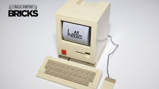 Lego My First Computer Byte Edition Speed Build designed by Chris McVeigh