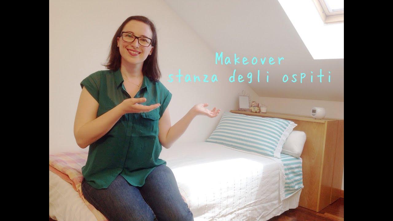 Makeover della stanza degli ospiti youtube for Stanza degli ospiti