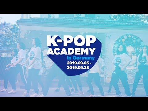 A Month Of K-POP Academy In Berlin