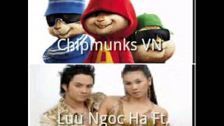 Chipmunks - Sau Tim Thiep Hong (Luu Ngoc Ha Ft. Luu Chi Vy)