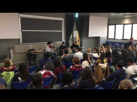 Iranian Music Performance at Politecnico di Milano