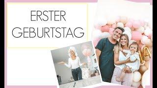 ELIANAS ERSTER GEBURTSTAG 😍 | 08.06.2019 | DailyMandT ♡