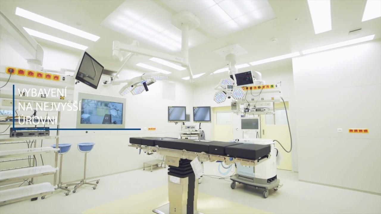 Pražský IKEM otevřel své nové operační sály