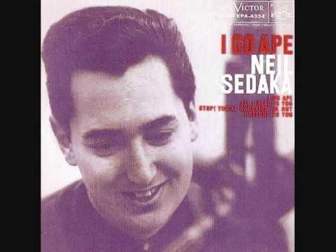 Neil Sedaka - I Go Ape (1959) - YouTube