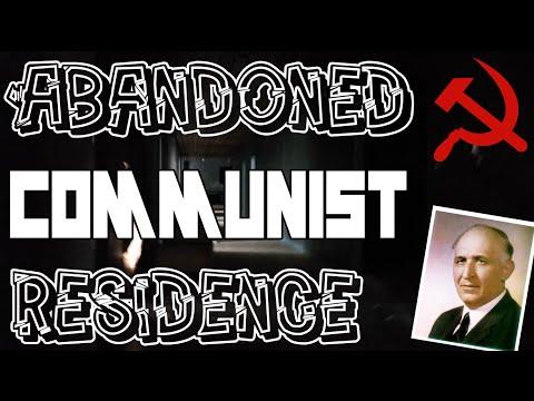 Abandoned Communist Residence - Bulgaria/Bankya [GONE WRONG]