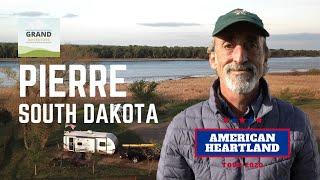 Ep. 155: Pierre, South Dakota | RV travel camping hiking history