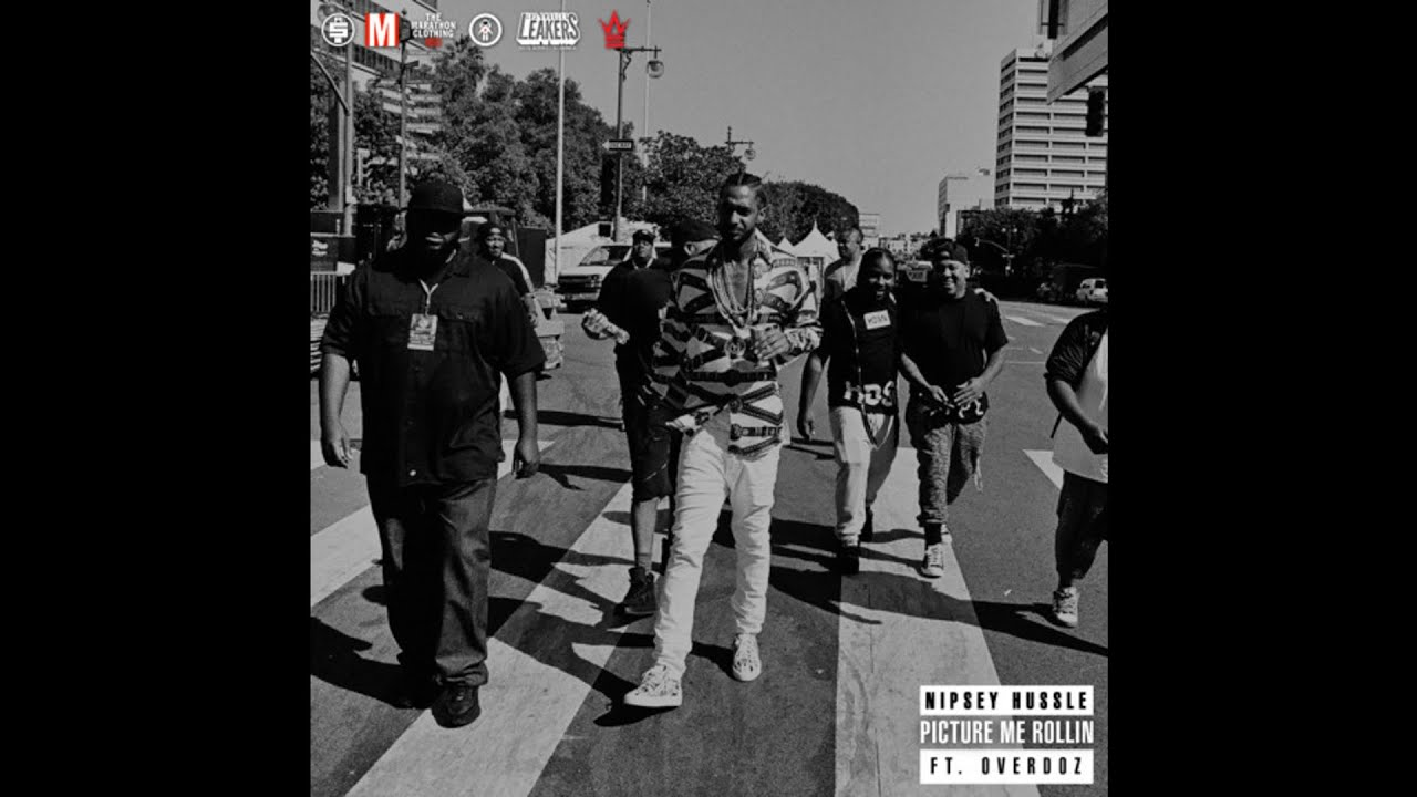 Nipsey Hussle - Picture Me Rollin ft. Overdoz