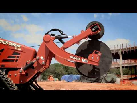 Monster Machines of Today - Cable Laying Trencher, Hydraulic Cutter, Mining Excavator