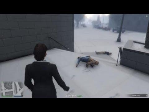 GTA Online - Edward SNOWden