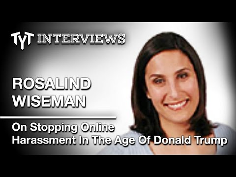 Donald Trump: Mean Girl Or Mastermind? Rosalind Wiseman  w Cenk Uygur