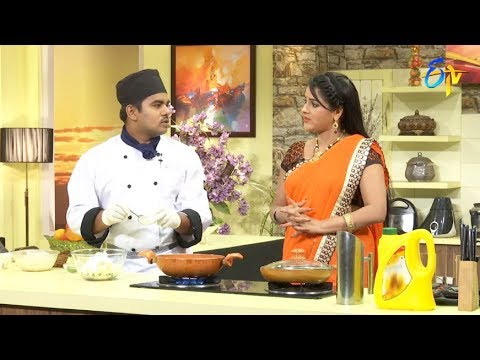 Telugu Ruchi   23rd July 2018   Full Episode   ETV Telugu