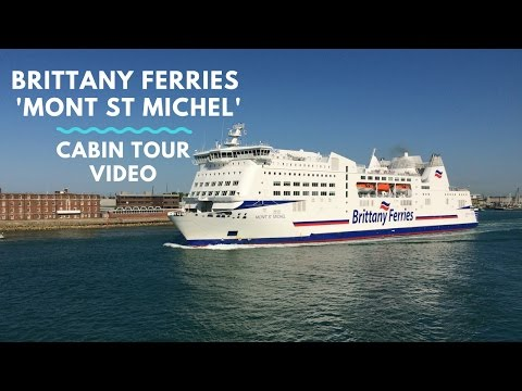 Cabin Tour of Caen - Portsmouth