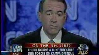 On the Record: Chuck Norris on the Rebelution