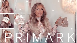HUGE SPRING PRIMARK ACCESSORY HAUL! Jewellery, Hair, Bags, Belts, Shoes ✨