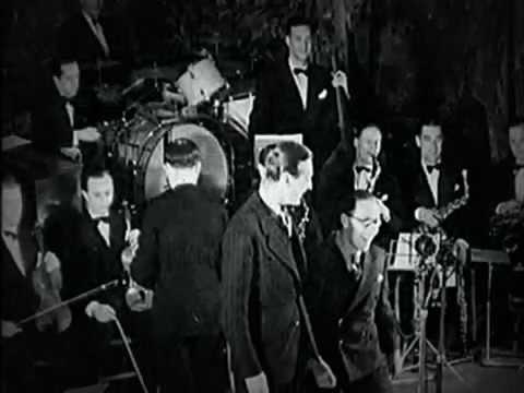 1939: BBC Swing Music Radio Broadcast