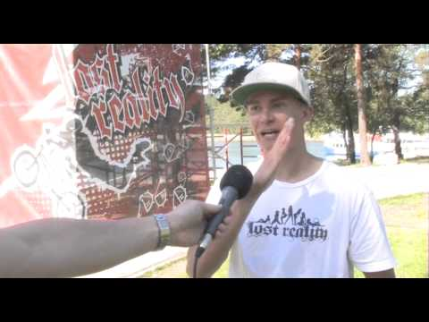 Markus Niemelä operoi jälleen Lake Bike Jumpingia