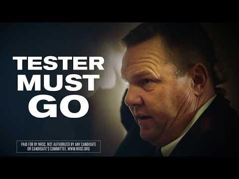 Jon Tester's Got to Go | Montana Senate