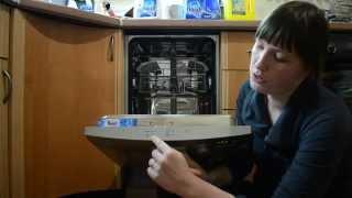 Посудомоечная машина Electrolux ESF45055XR(Наиважнейший, на мой взгляд, агрегат на кухне! Экономия времени, нервов, воды и электро энергии! Обзор общих..., 2014-04-17T23:28:56.000Z)