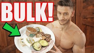 How to Bulk and Gain Weight (Muscle) on Keto