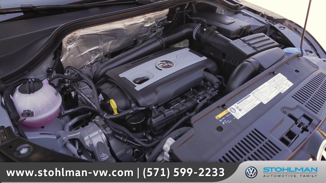 2017 VW Tiguan Walkaround | Stohlman Volkswagen of Tysons - YouTube