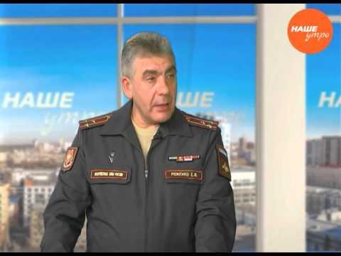 Евгений Роженко – военный комиссар Челябинской области о призывной компании