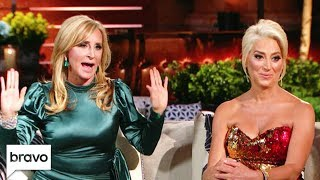 Sonja & Dorinda Share Their True Opinions As They Prep For The RHONY Season 11 Reunion | Bravo