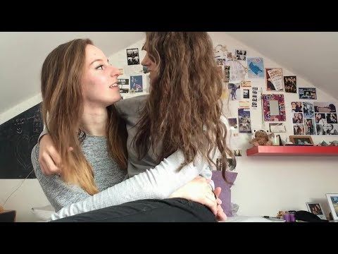 Saskia and Lily || Cute lesbian couple from YouTube · Duration:  2 minutes 53 seconds