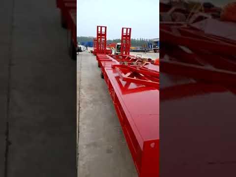 5 axle lines10axles trailer