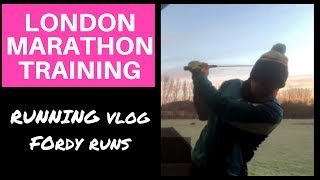 LONDON MARATHON TRAINING: Weekly Running Training VLOG (2018)