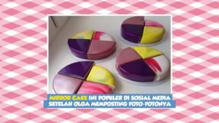 Kue Tercantik yang Populer di Sosial Media