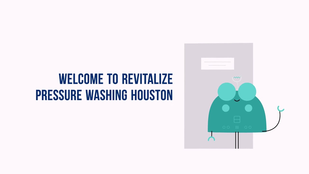 Revitalize Power Washing in Houston