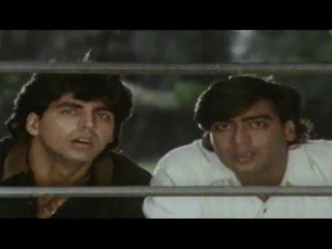 Yeh Nakhra Ladki Ka - Video Song | Suhaag | Ajay, Akshay, Karisma & Nagma