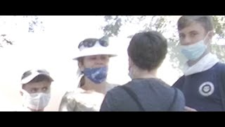 Huggies Mask at EPCOT teaser